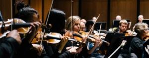 Oakville Symphony orchestra photo
