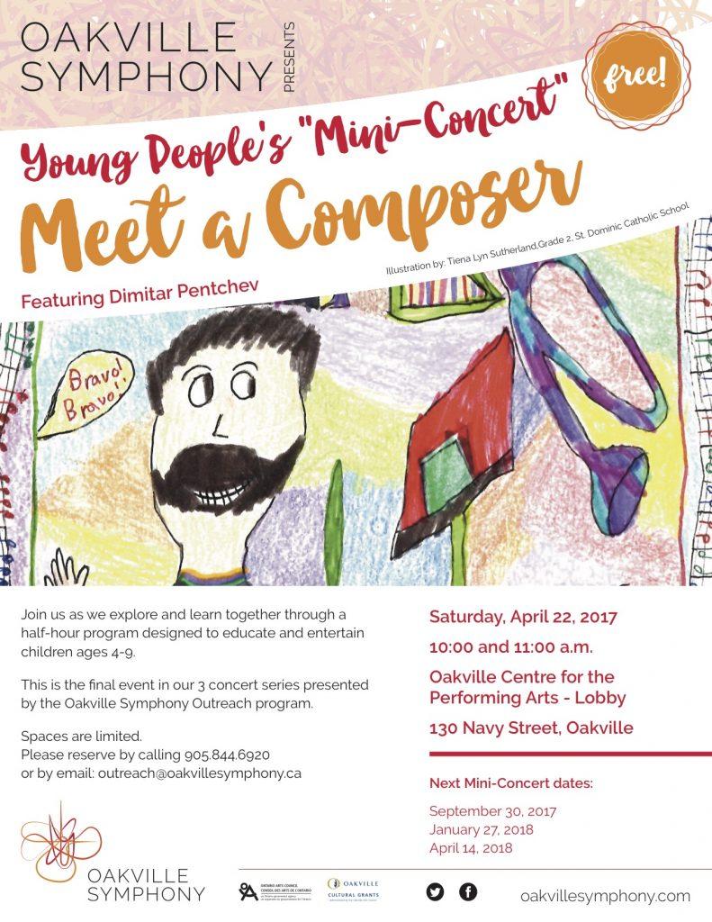 Meet a Composer poster