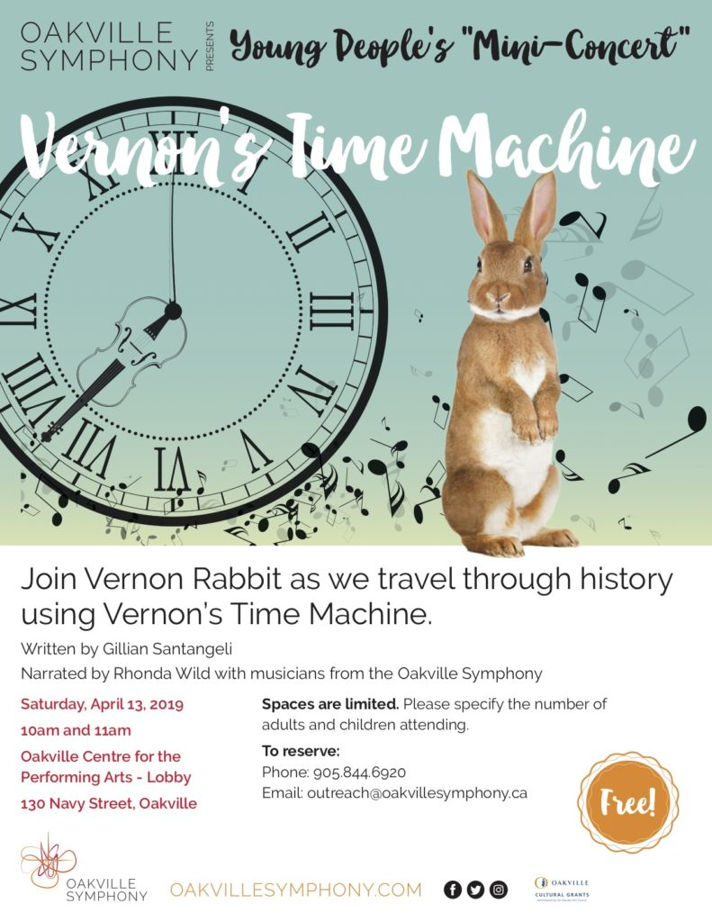Vernon's Time Machine poster