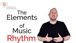 Elements of Music Rhythm